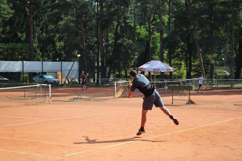 Dwudniowy Turniej Tenisa Ziemnego